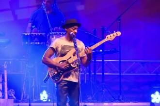 A inceput Festivalul international de Jazz de la Timisoara. Marcus Miller si Dianne Reeves, printre numele mari de pe scena