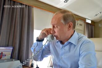 Ce mesaj i-a trimis Vladimir Putin lui Barack Obama de Ziua Independentei.