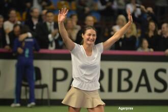 Monica Niculescu s-a calificat in