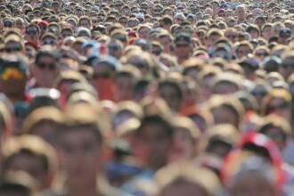 Eurostat: Populatia UE a crescut cu 1,5 mil. locuitori in 2016, datorita migrantilor. Romania, printre cele mai mari scaderi