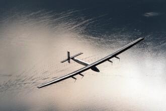 Premiera: Un avion a zburat deasupra Pacificului fara pic de combustibil. Cum a fost posibil asa ceva