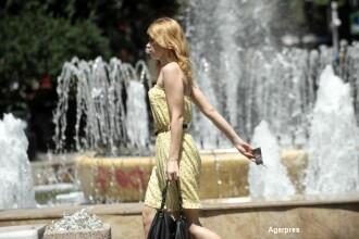 COD GALBEN de canicula in sase judete din Romania, incepand de luni. Temperaturile vor atinge si 38 de grade Celsius