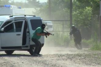 Exercitii impotriva terorismului. Autoritatile s-au pregatit pentru un scenariu care poate aparea oricand in Romania