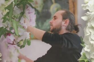 Darius Dadoo, condus pe ultimul drum intr-o mare de flori albe, preferatele tanarului. Gestul emotionant al prietenilor
