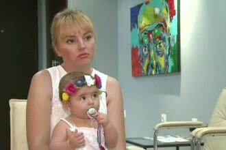 Doctorii i-au spus ca fetita ei nu va mai trai mult. Cum i-a salvat viata cu ajutorul serviciul medical