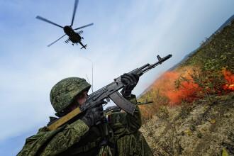 Zeci de militari rusi au dezertat de teama sa nu fie trimisi in Ucraina. Cat ar fi primit pe zi pentru a lupta ca voluntari