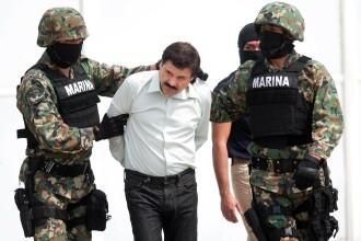 Autoritatile americane vor sa ajute Mexicul pentru a-l gasi pe baronul drogurilor El Chapo