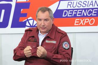 Vicepremierul rus a vorbit despre posibilitatea unirii Romaniei cu Moldova.