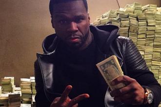 50 Cent a dat lovitura în bitcoin. Raperul are acum echivalentul a peste 7 milioane de dolari