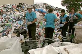 Statul ne suprataxeaza gunoiul pentru ca nimeni nu e in stare sa recicleze. Cum vom plati din banii nostri amenda data de UE
