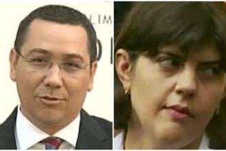 Reacția șefei DNA după ce Ponta a spus că Dragnea s-a rugat de ea să îl scape de dosar