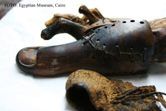 Ce au descoperit arheologii cand au examinat o mumie egipteana. Testele au aratat ca functioneza perfect si dupa mii de ani
