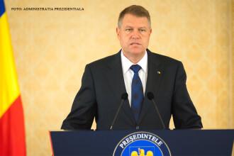 Presedintele Klaus Iohannis, despre problemele din Europa: Rezolvarea crizei imigrantilor este
