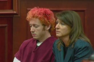 Tanarul care a ucis 12 persoane intr-un cinematograf din Colorado, in timpul unui film