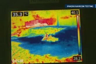 Cea mai calduroasa zi din 2015. Experiment Stirile ProTV: care este temperatura resimtita de persoanele care au stat la soare