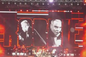 Curg plangerile la ANPC, dupa concertul lui Robbie Williams -