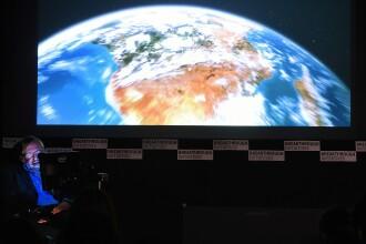 Stephen Hawking a lansat un vast proiect, de 100 de milioane de dolari pentru descoperirea unei inteligente extraterestre