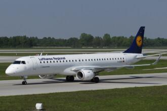 Un avion Lufthansa, cu 108 pasageri la bord, a fost aproape de a intra in coliziune, in zbor, cu o drona