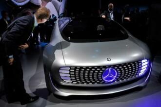 Bolidul care tine Mercedes in topul vanzarilor, de trei ani consecutiv. Lovitura data rivalilor de la BMW