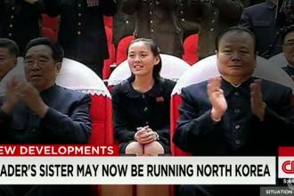Sora cea mica a lui Kim Jong-un a ajuns sefa propagandei din Coreea de Nord. Cine este de fapt Kim Yo-jong