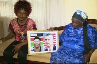 Pregatiri intense in Kenya pentru vizita lui Barack Obama. Ce a spus bunica presedintelui cand a aflat ca nu o viziteaza