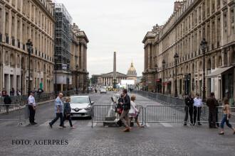Incident armat in ultima etapa a Turului Frantei. Politia a deschis focul asupra unei masini, soferul fiind dat in urmarire