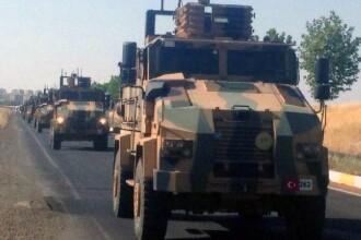 Reuniune extraordinara a NATO, la cererea Turciei, dupa raiduri aeriene ale Ankarei contra kurzilor si Statului Islamic