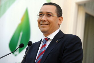 Victor Ponta lanseaza