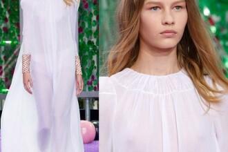 Casa de moda Dior, criticata dupa ce a ales tanara de 14 ani sa fie noua imagine a brandului: