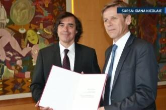 Mircea Cartarescu a primit una dintre cele mai prestigioase distinctii literare europene. Premiul acordat de Austria