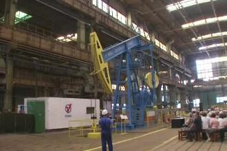 O companie romaneasca a lansat cea mai mare sonda de petrol produsa pana acum la noi in tara. Unde va ajunge