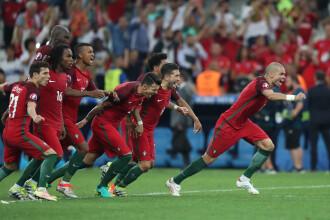 Polonia - Portugalia 3-5, la penalty-uri. Portugalia e prima semifinalista a turneului. REZUMAT VIDEO