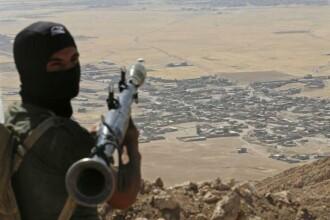 Statul Islamic a doborat un avion de lupta sirian. Pilotul avionului a fost ucis