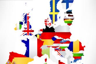 HARTA statelor in care euroscepticii cer referendum pentru iesirea din Uniunea Europeana. Cum ar arata sondajele: GRAFIC