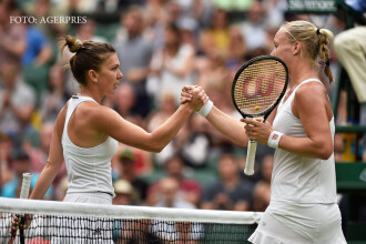 Simona Halep s-a calificat in optimile de la Wimbledon pentru a doua oara in cariera. Cine va fi urmatoarea sa adversara
