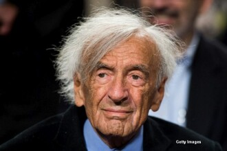 """Ambasada Israelului, consternată după """"gestul îngrozitor"""" de la casa memorială a lui Elie Wiesel"""