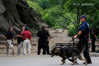 Explozie in Central Park, in timpul inmormantarii lui Elie Wiesel. Un tanar este in stare critica