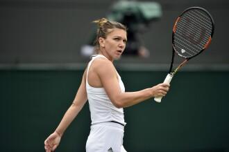 Simona Halep s-a calificat in sferturi de finala la Wimbledon. Cine va fi urmatoarea adversara a romancei