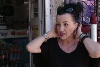 Proprietara unui magazin alimentar din Cluj, injunghiata de un client nervos. Cum s-a ajuns la violenta