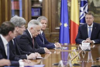 Consultari pe tema BREXIT intre Iohannis, Ciolos si Isarescu. Presedinte:
