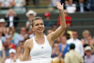 Simona Halep s-a calificat in sferturile de finala ale turneului de la Montreal. Cat i-a luat sa o bata pe Karolina Pliskova