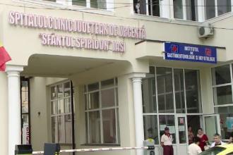 Primele masuri luate la Spitalul