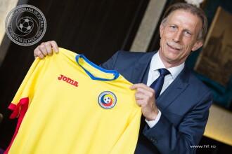 Christoph Daum este noul selectioner al Romaniei. Cele trei lucruri pe care le vrea de la jucatorii nationalei