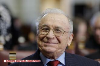 Ion Iliescu, la spital. Ce spun medicii de la Elias despre starea fostului preşedinte