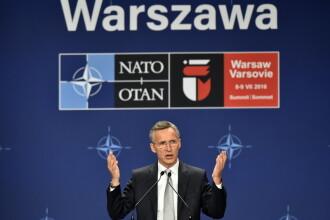 Secretarul general al NATO: