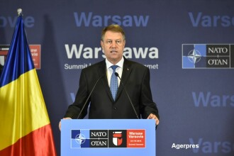 Ce a obtinut Romania dupa summitul NATO de la Varsovia. Iohannis: