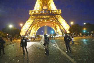 Aproximativ 50 de suporteri arestati la Paris si la Saint-Denis in ziua finalei Campionatului European de fotbal