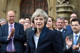 Cine este Theresa May, noua