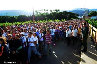 Criza din Venezuela se adanceste. Armata a fost trimisa sa preia controlul distributiei de alimente si medicamente