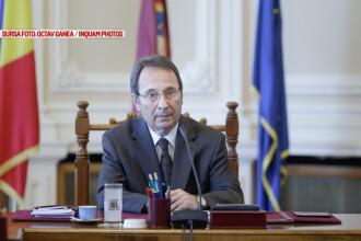 Preşedintele CCR confirmă că a fost la o conferinţă în Rusia. Ce ar fi discutat cu Meleşcanu